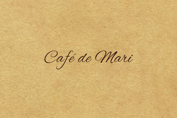 Cafe de mari